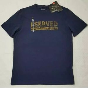 NWT  Under Armour Freedom I SERVED 2.0 Tee  3XL